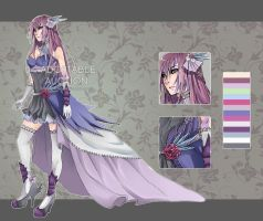 Adoptable auction 05 [CLOSED] by ilaBarattolo