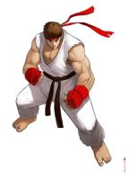 SFtribute_ RYU by satanasov