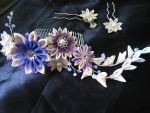 Wedding Kanzashi by Sarcasm-hime