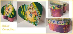 Sailor Venus Box by CaptainDunkenstein