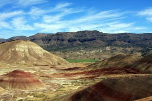 Painted Hills by opticverve