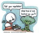 Vegetable Cannibalism by AK-Is-Harmless