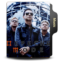 Depeche Mode by lewamora4ok