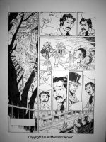 page 11 Murder in the rue Morg by fabdruet
