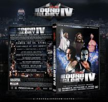 TNA Bound For Glory IV Cover by tezuka99