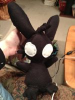 Scap Plushie by Electric-Mongoose