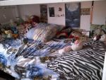 My bed by art-is-my-bream