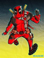 Deadpool by cool-slayer