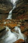 Cathedral Falls, WV by TRBPhotographyLLC