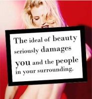The ideal of beauty damages by vonSmallhausen