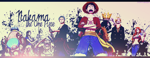 Nakama the One Piece by DeathB00K