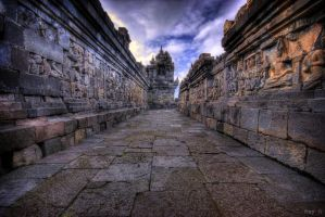 hdr - borobudur 03 by mayonzz