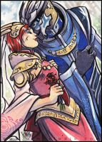 PSC - Turian-style Wedding by aimo
