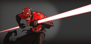 Maul by jeffagala
