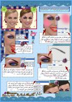 Makeup by photoshop 4 by midnight-Nany