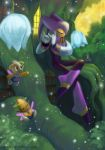 Nights in Memory Forest by mayshing