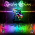 RAINBOW GLASSY CURSOR by juanelloo
