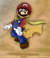 Mario: Super Mario XD by saiiko