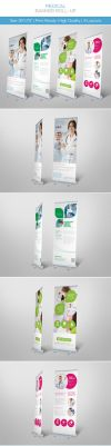 Medical Banner Roll-up by hoanggiang12