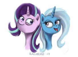 Best Pals by Kallarmo