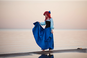 Ariel: The Little Mermaid 11 by Cheza-Flower