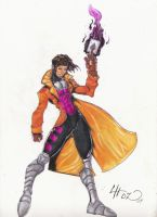 The name's Gambit by chozh3k