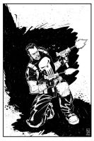 Punisher by KimJacinto