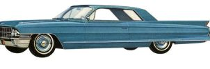 After the age of chrome and fins : 1962 Cadillac by Peterhoff3