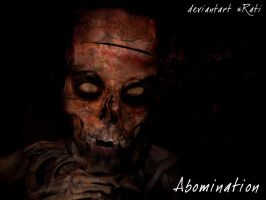Abomination by Rati