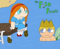Fish Prince poster 1 by MagicArt1