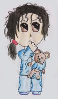 MJ Lovely Chibi AwA by QueenOfCelebrities94