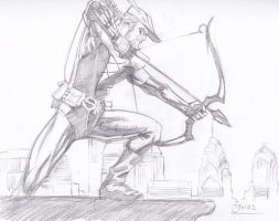 03292914 Greenarrow by guinnessyde