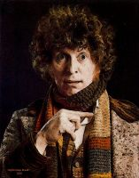 Tom Baker by NightsDeepBreath