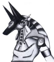 Anubis by BelovedofAmun