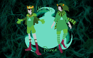 Prince And Witch by Undeadhatred