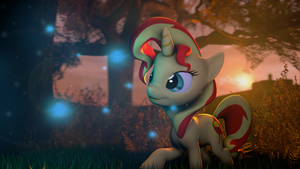Sunset Shimmer by indexpony