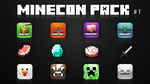 Minecon Pack 1 - Minecraft by AnotherSpaceSong