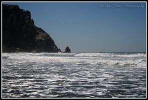 Morro Bay I by DarkestFear