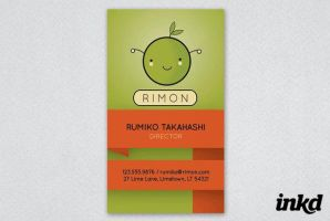 Lemon Lime Smoothie Business by inkddesign