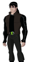Kevin Levin (Ben 10.000: New Generation) by WindMarine