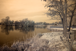 Thorpeness lake by bmh1