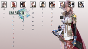 Final Fantasy XIII PS3 Theme by Irilys
