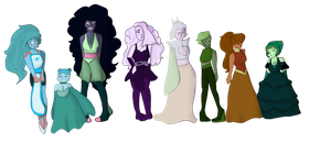 all my gems by lisianthus-rose