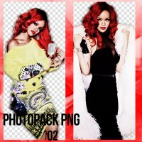 Photopack png Rihanna by Annalittlemonster