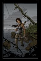 Tomb Raider Reborn by illyne