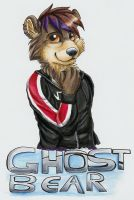 Little Shepard - Mass Effect Theme badge by Ghostbear2k