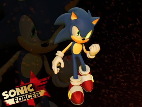 Sonic Forces Wallpaper by SonicTwi22