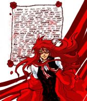Grell: Hold On by claudiakat