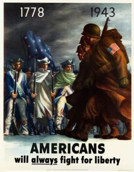 Americans Fight for Liberty by GeneralTate