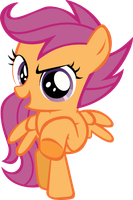 Scootaloo Disapproves by TheAirgonaut